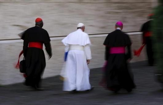Synod depart