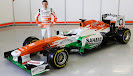 Force India VJM06 & Paul di Resta