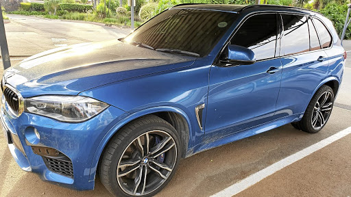 The 2016 BMW X5 with damaged rims and an odometer reading of 53,561km was sold at an auction of Bosasa assets on Wednesday.