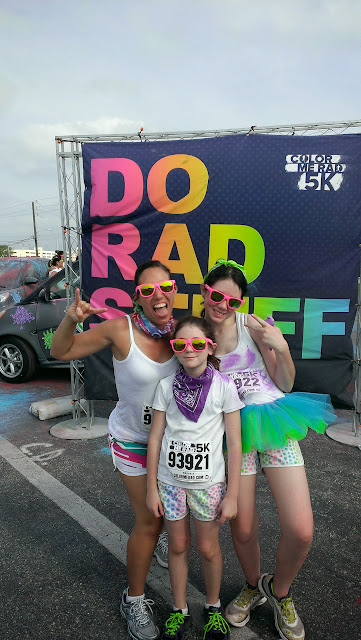 IMAG5191 Another Colorful Time! My Color Me Rad Recap