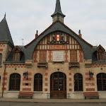 Gare de Senlis : façade