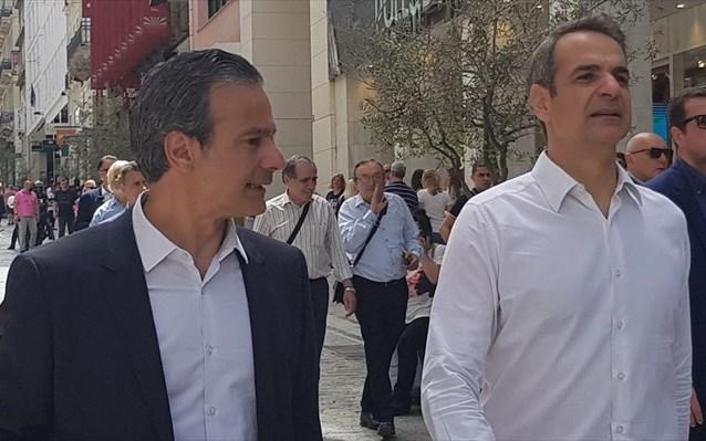 Τι ζητούν οι έμποροι της Αθήνας από τον πρωθυπουργό