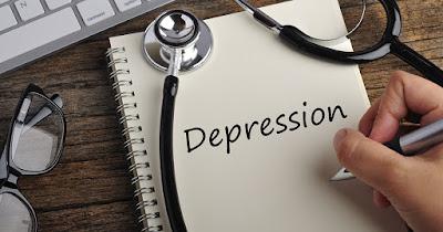 Depresi adalah salah satu masalah kesihatan mental? Ye ke?
