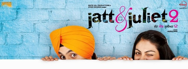 Jatt and Juliet 2 Poster