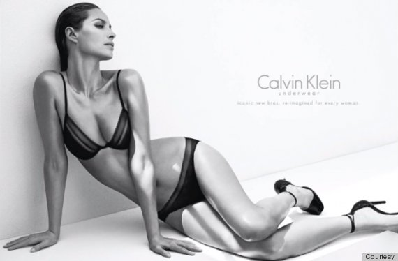 Christy Turlington Still Looks Sexy In Calvin Klein's New Ads