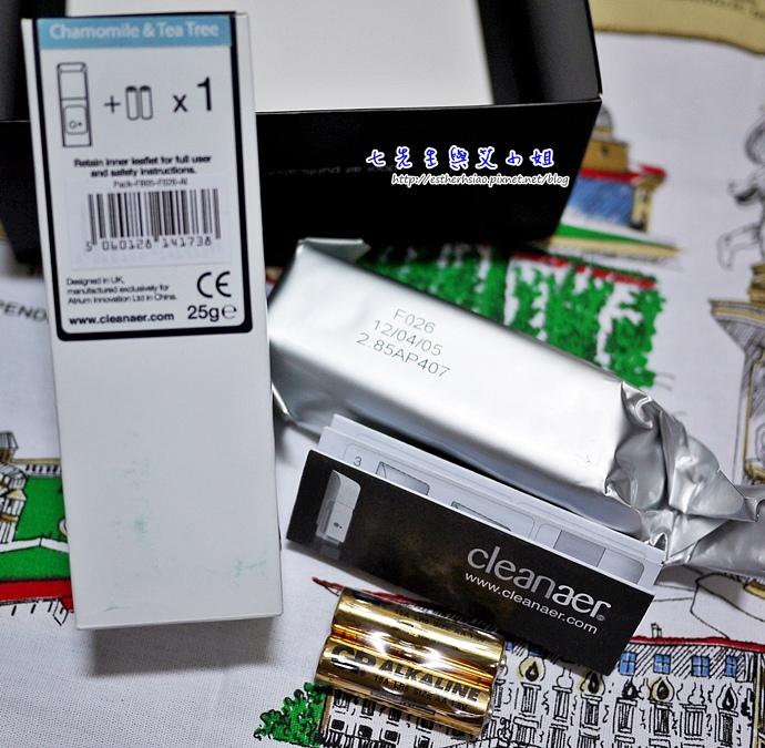 10 組裝說明書 3號電池兩顆 負離子噴頭