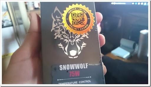 DSC 1357 thumb%25255B3%25255D - 【MOD】初めてのASMODUS SNOW WOLF Mini 75Wのレビュー!高級感あるステンレスボディとTC機能付きの小型MOD