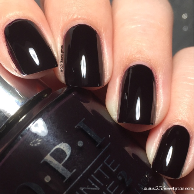 Comfortable Bio Sculpture Nail Polish Huge What Removes Nail Polish From Carpet Regular Pinterest Nail Polish Sun Nail Art Old Nail Polish Designs For Short Nails Easy Brown3d Nail Art Acrylic Powder OPI Infinite Shine : Lincoln Park After Dark   Tutorial   25 Sweetpeas