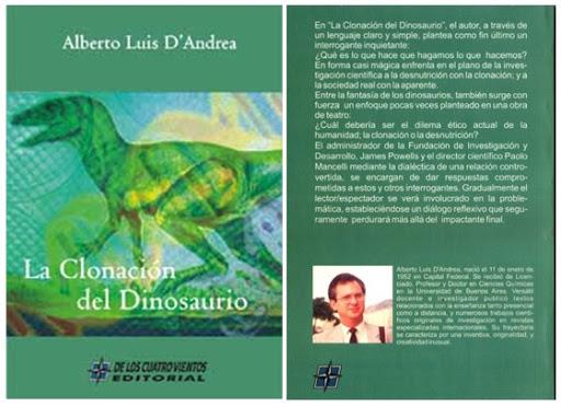 2003 La Clonación del Dinosaurio.