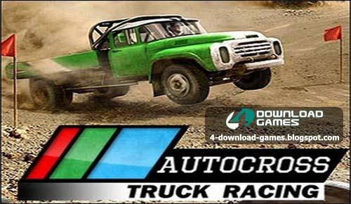 لعبة شاحنات الاوتو كروس Autocross Truck Racing