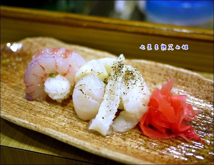 9 握壽司真美味
