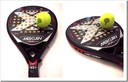 Pala NOX Mercury Pro P.4