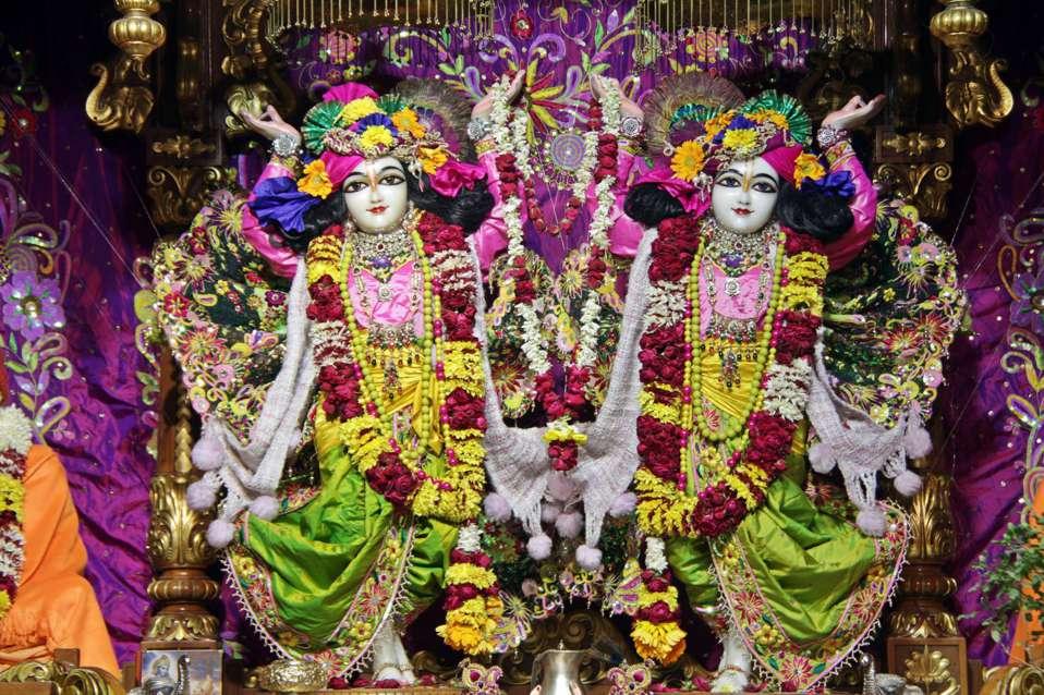 ISKCON Delhi Deity Darshan 18 Dec 2015 (4)