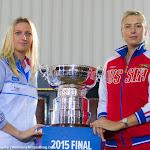 Petra Kvitova & Maria Sharapova - 2015 Fed Cup Final -DSC_5394-2.jpg