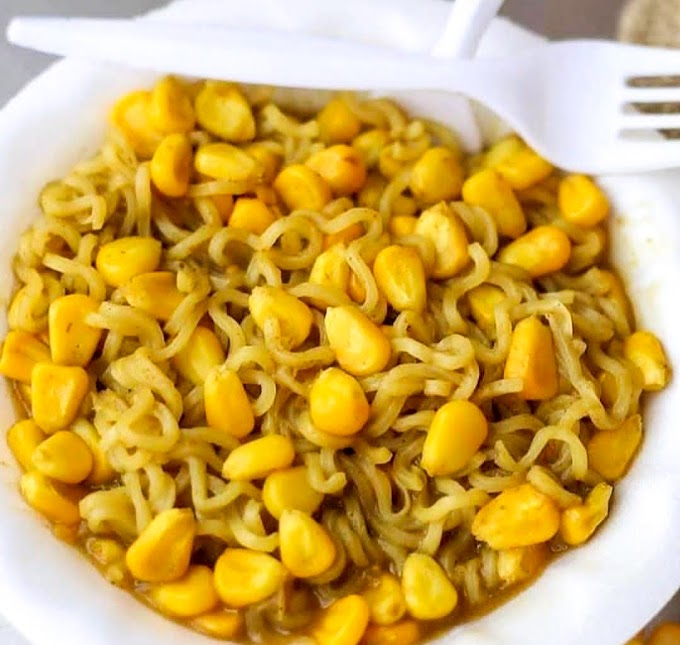 Corn Maggi Recipe | Breakfast Care
