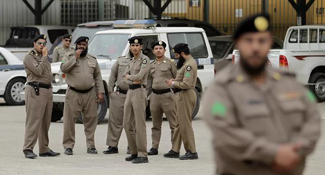 السعودية، مكة،  إطلاق نار عشوائي، إمارة مكة،  الشرطة، حربوشة نيوز