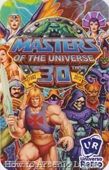 Baraja - MASTERS OF THE UNIVERSE 30th - Universo Retro 2012 (ESP) 01