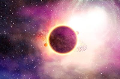 इस ग्रह पर पत्थर तक भाप बन जाते हैं-जहां हवाएं चलती है सुपर सोनिक गति से - anokhagyan.in