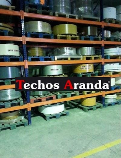 Precio economico empresa techos aluminio Madrid