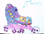 Roller Blade by Shayla