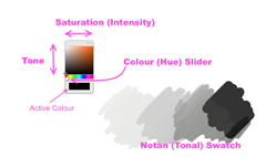 Mischief Colour Picker