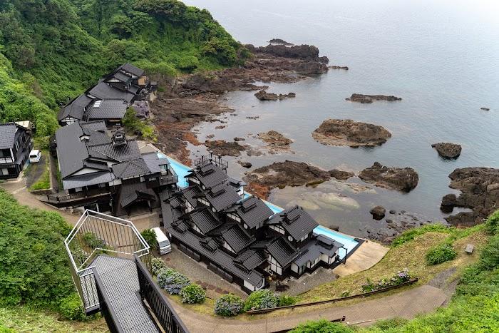 日本三大パワースポット「聖域の岬」 石川県珠洲市 珠洲岬