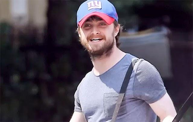 """Daniel Radcliffe """"Harry Potter"""" estaria pensando em entrar para o Twitter?"""