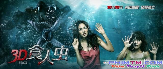 Xem Phim Quái Vật Biển - Bugs 3d - phimtm.com - Ảnh 3