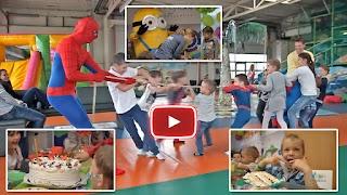 Születésnapi rendezvények video