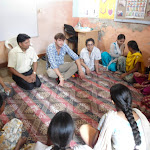 Look who's in India! Hollywood actor Ashton Kutcher spotted at Delhi NGO