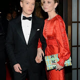 OIC - ENTSIMAGES.COM - Freddie Fox and Emilia Fox at the BAFTA - Fundraising Gala in London 5th February 2015  Photo Mobis Photos/OIC 0203 174 1069