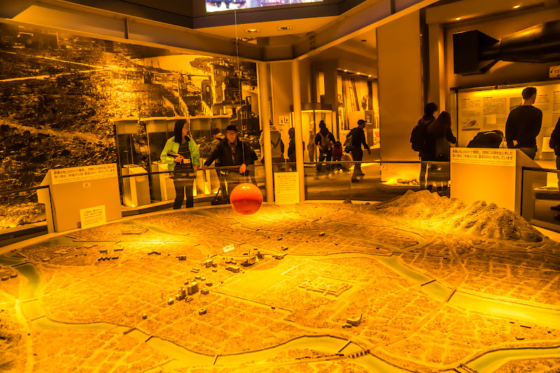 平和記念公園 広島平和記念資料館3