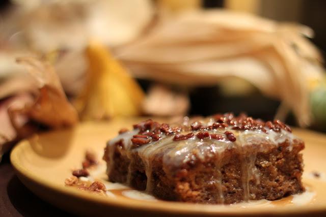 Dessert - Texas Hill Country Resort Chef Cooks Up Thanksgiving Menu