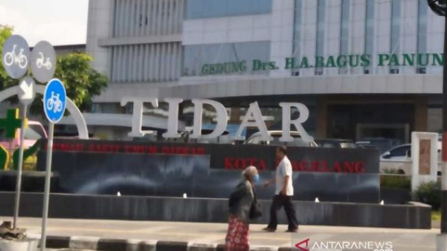Tak Sanggup Melayani Pasien Covid-19, IGD RSUD Tidar Kota Magelang Tutup