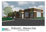 McDonalds at Blakeney Park David Love Bradley & Ball Architects