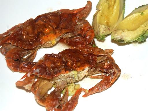 Sautéed Soft-Shell Crabs