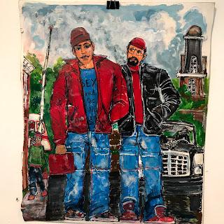 Vernon Lee Reynolds Painting