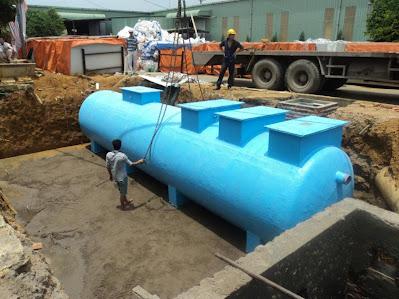 xử lý ni tơ trong xử lý nước thải