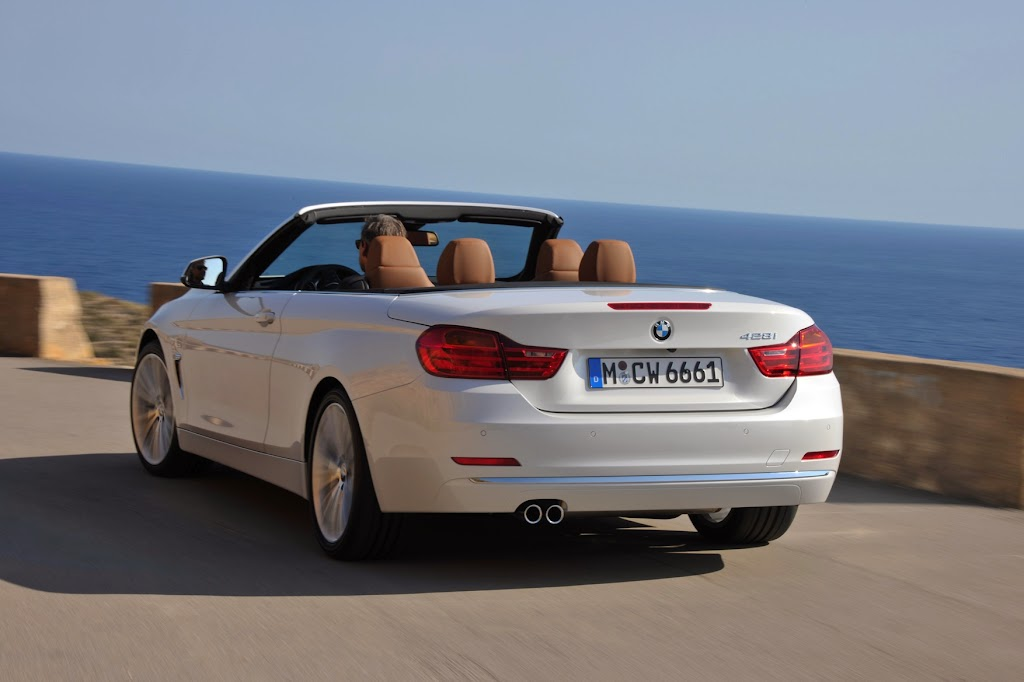 2014 BMW 4 Series Convertible 6192