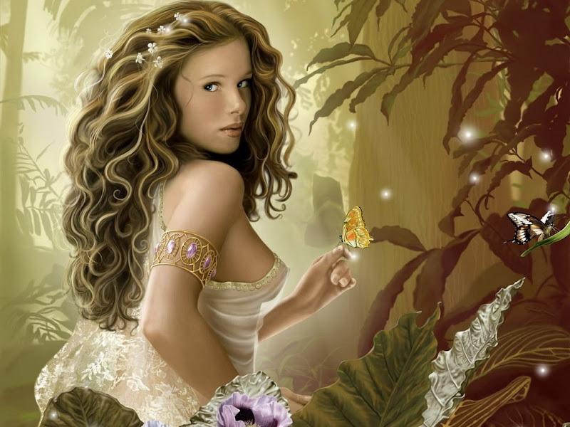 Shining Song, Magic Beauties 1