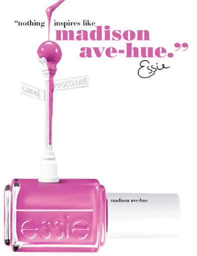 Essie Madison Ave Hue Collection For Spring 2013