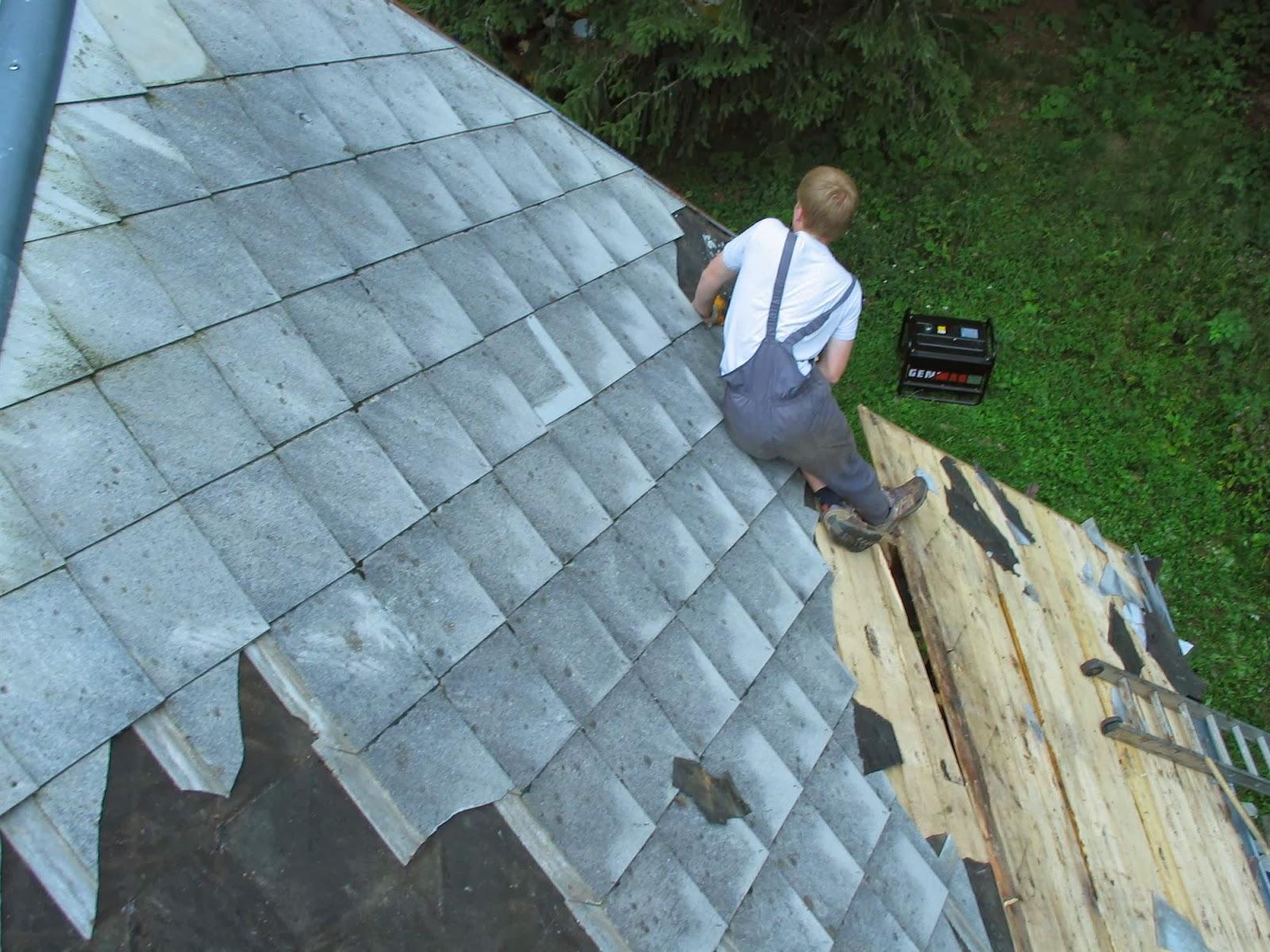 Delovna akcija - Streha, Črni dol 2006 - streha%2B045.jpg