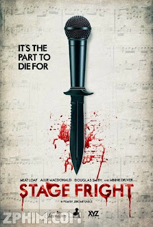 Vở Kịch Kinh Hoàng - Stage Fright (2014) Poster