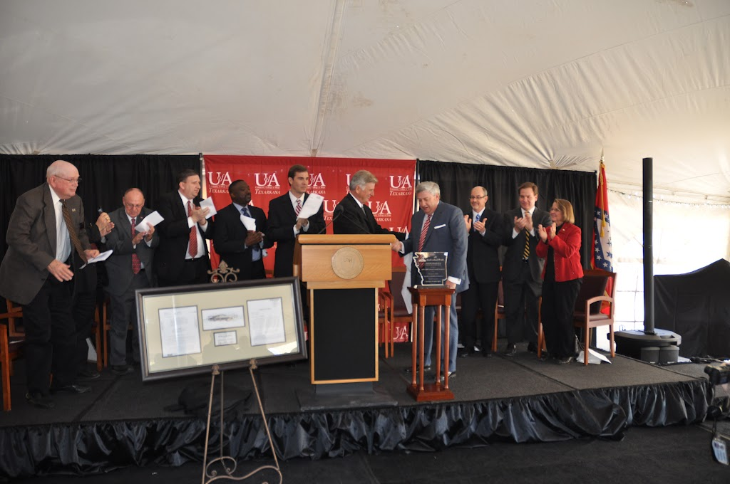 UACCH-Texarkana Creation Ceremony & Steel Signing - DSC_0182.JPG