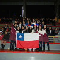 Partido Chile - Holanda - Junio 2014