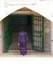 הכניסה לאורוות שלמה - אל-אקצה של מטה
