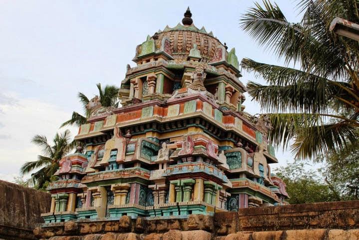 Sri Ezhutharinathar Temple, ThiruInnambar, Kumbakonam - 275 Shiva Temples