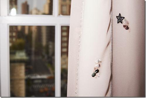 COACH Selena Gomez's Gown details