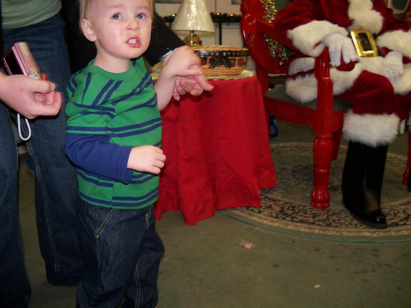 Visiting Santa - 115_9143.JPG
