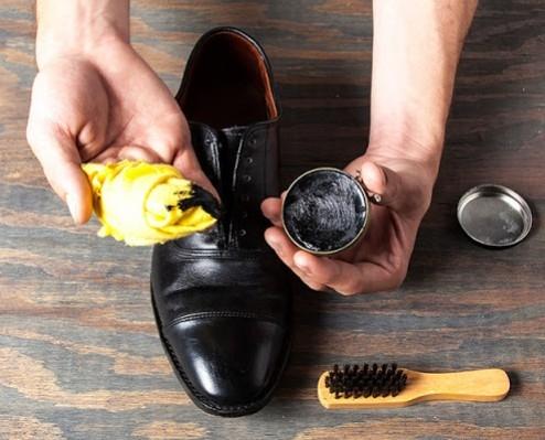 How to make shoe polish